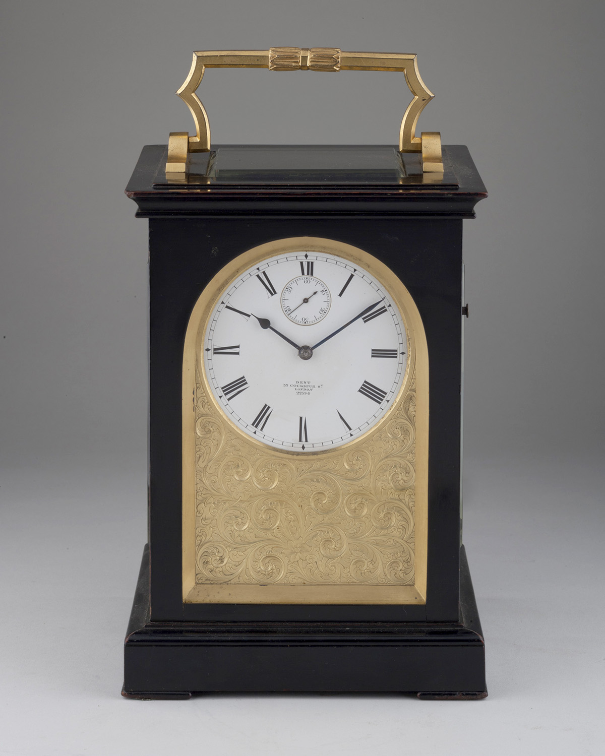 Carter Marsh Amp Co Ltd Antique Clocks Dent London