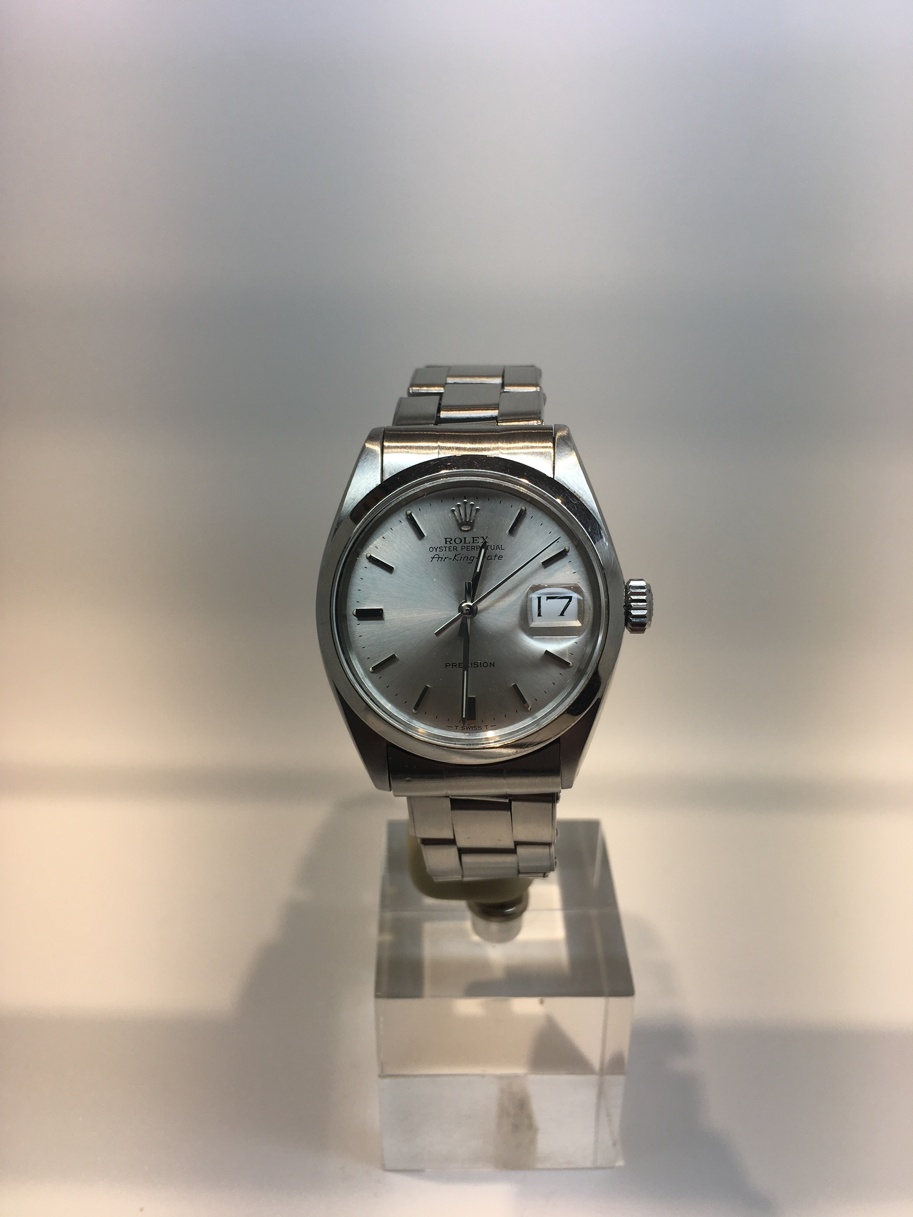 Vintage Rolex Oyster Perpetual Air King Cal 1520 C 1966
